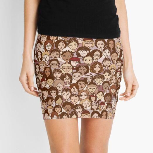 Little Women Mini Skirt