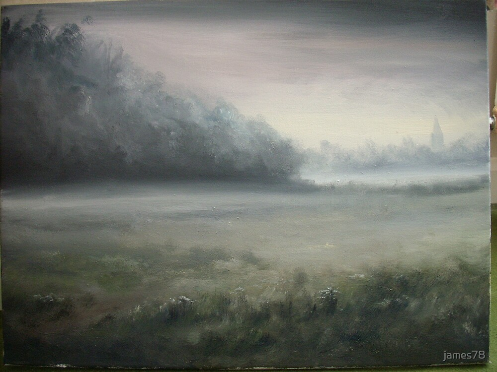 Open morning mist by james78