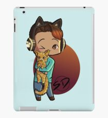 Markimoo - Anime Chibi Cat Man iPad Case/Skin