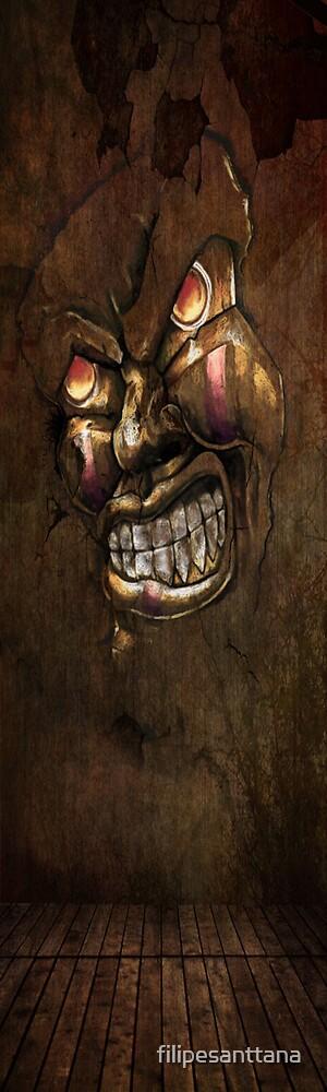 Wall mask by filipesanttana