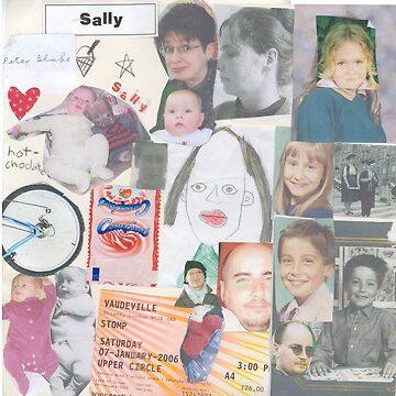 Collage of my Family - 2006 by MoChoChoco