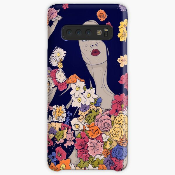 Spring Beauty Samsung Galaxy Snap Case