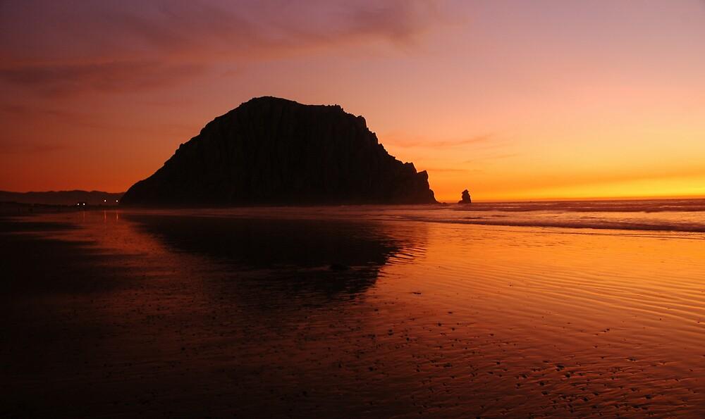 Morro Rock by Kozmo