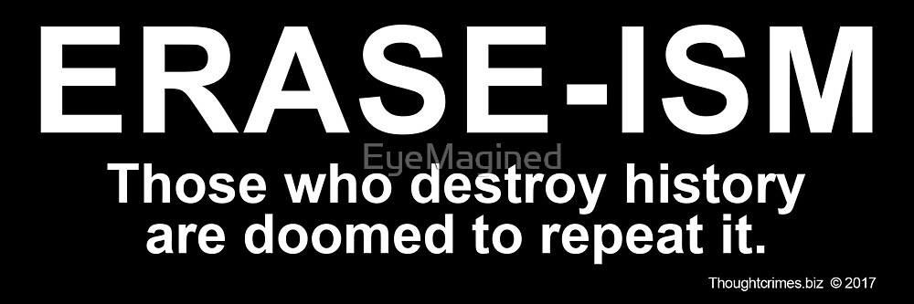 ERASE-ISM by EyeMagined