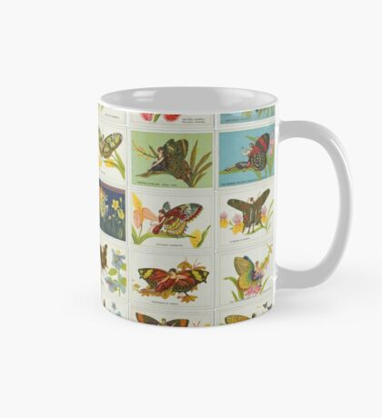 Ladies with butterfly wings. Set of 50 Mug