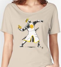 Banksy Python 1-2-5 Women's Relaxed Fit T-Shirt
