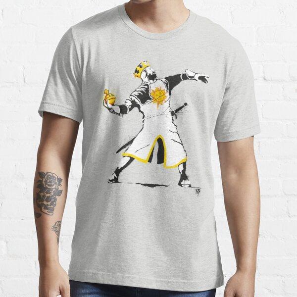 Banksy Python 1-2-5 Essential T-Shirt