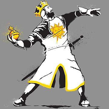 Banksy Python 1-2-5 by kgullholmen