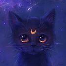 Luna by ARiAillustr