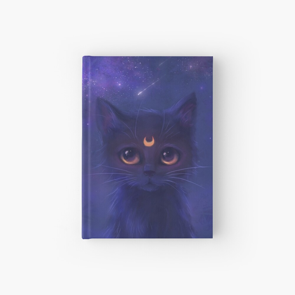 Luna Hardcover Journal