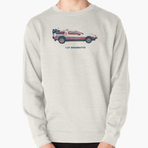 1.21 gigawatts Pullover Sweatshirt