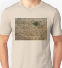 Life on Bare Rock - Up High on the Fortification Wall T-Shirt