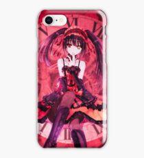 《Clockwork》 Date a live - Kurumi iPhone Case/Skin
