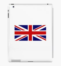 Union Jack, British Flag, UK, United Kingdom, Pure & simple, 1:2 iPad Case/Skin