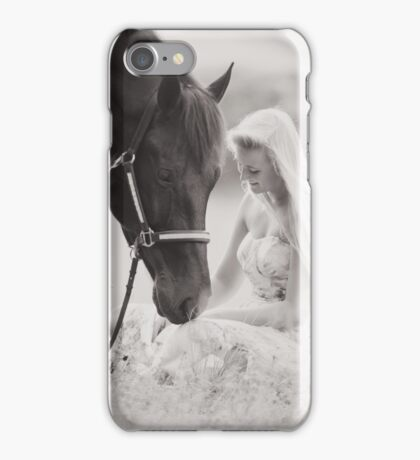 Lost without you iPhone Case/Skin