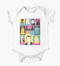 Doctor Who - The Ninth Doctor One Piece - Short Sleeve