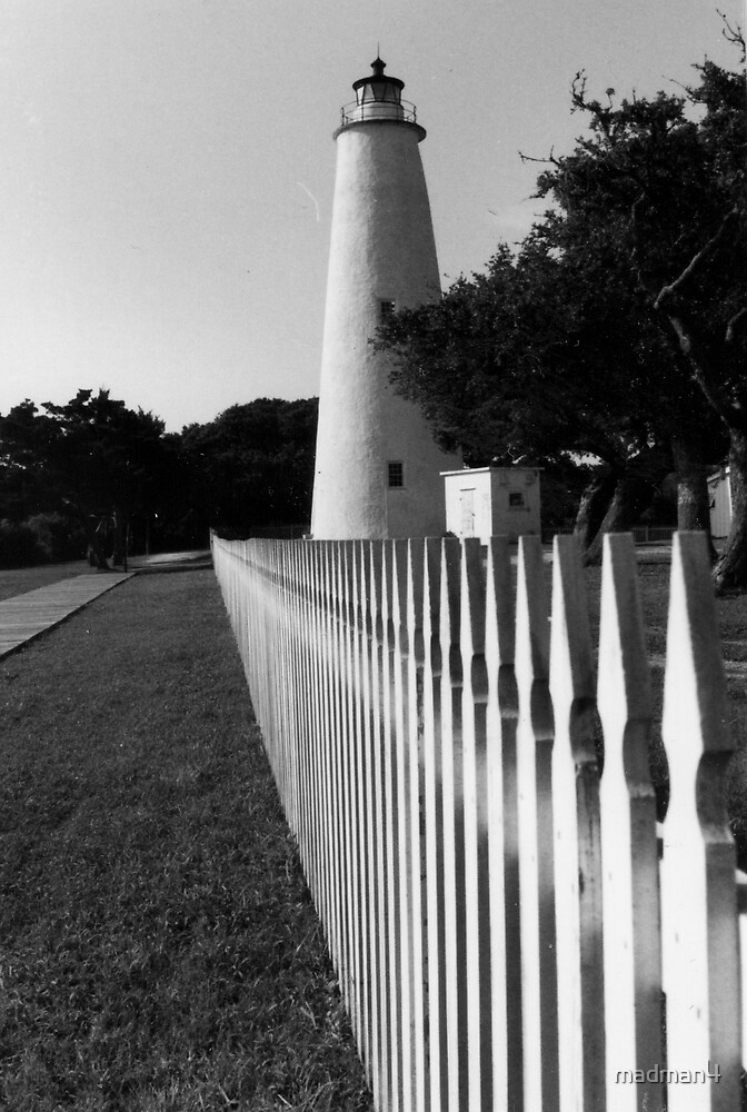 Old Light House by madman4