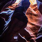 Cave of Winds II by Zohar Lindenbaum