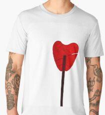Sweet heart of lollipop Men's Premium T-Shirt