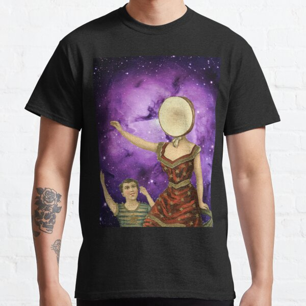 In the Nebula Over the Sea Classic T-Shirt