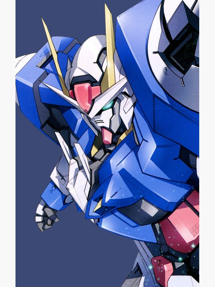 GN-0000 00 Gundam by yunchulkim