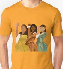 Schuyler Sisters Unisex T-Shirt