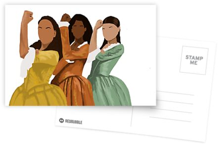 Schuyler Sisters by ellie-mellon