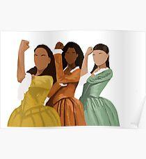 Schuyler Sisters Poster