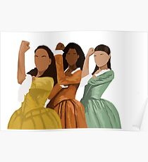 Schuyler Sisters Poster