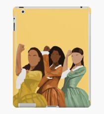 Schuyler Sisters iPad Case/Skin