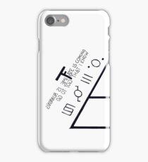 Do or die iPhone Case/Skin