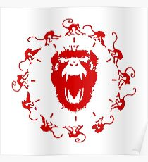 Army of the 12 Monkeys Poster