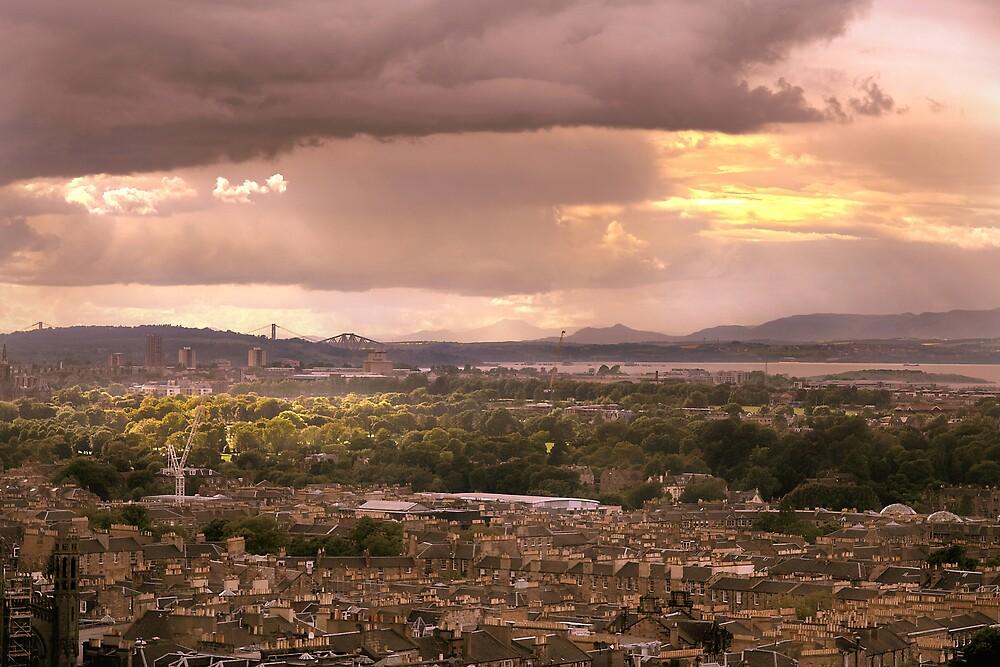 Edinburgh to the Bridges by Chris Clark