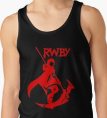 Scythe Girl - Ruby Rose Tank Top