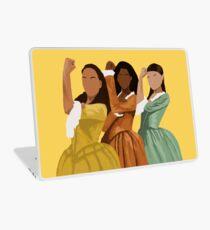 Schuyler Sisters Laptop Skin