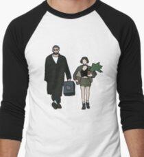 Leon: The Professional Men's Baseball ¾ T-Shirt