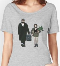 Leon: The Professional Women's Relaxed Fit T-Shirt