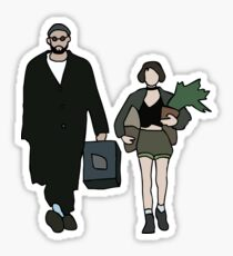 Leon: The Professional Sticker