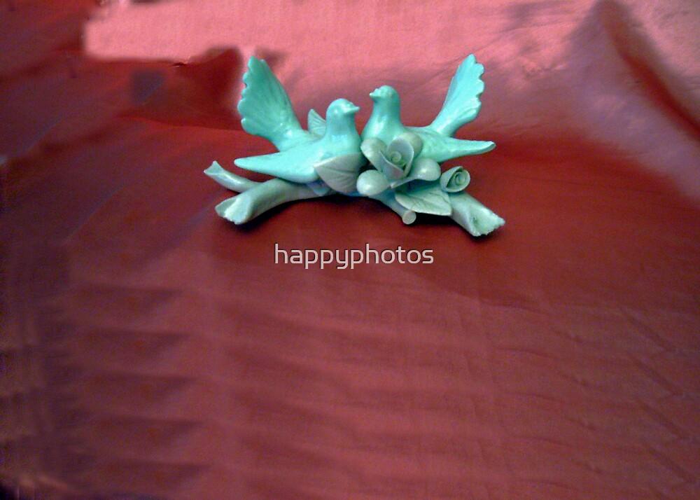 Love birds by happyphotos