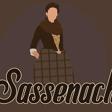 Sassenach by LadyLarousse