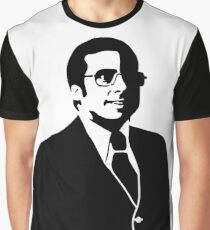 "Anchorman - Brick Tamland ""I Love Lamp"" Quote Graphic T-Shirt"