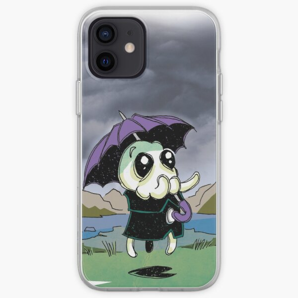 Exclusive C'Thoo in the Lakes iPhone Soft Case