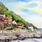 Runswick Bay by Farida Greenfield