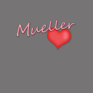 Mueller Love by yanafs