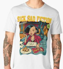 Sick, Sad Fiction Men's Premium T-Shirt