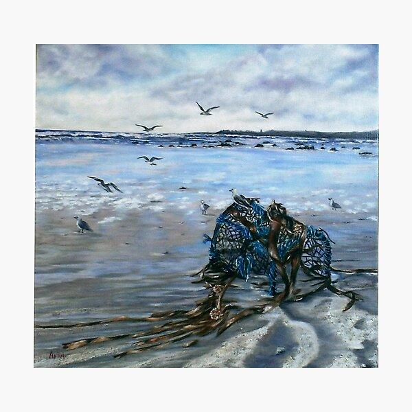 """Lahinch Beach, County Clare, Ireland"" Photographic Print"
