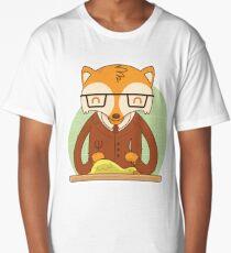 Clever fox Long T-Shirt