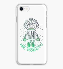 Mr. Roboto iPhone Case/Skin