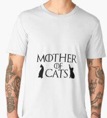 MOTHER OF CATS Men's Premium T-Shirt
