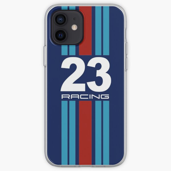 Racing Colors No23 Funda blanda para iPhone